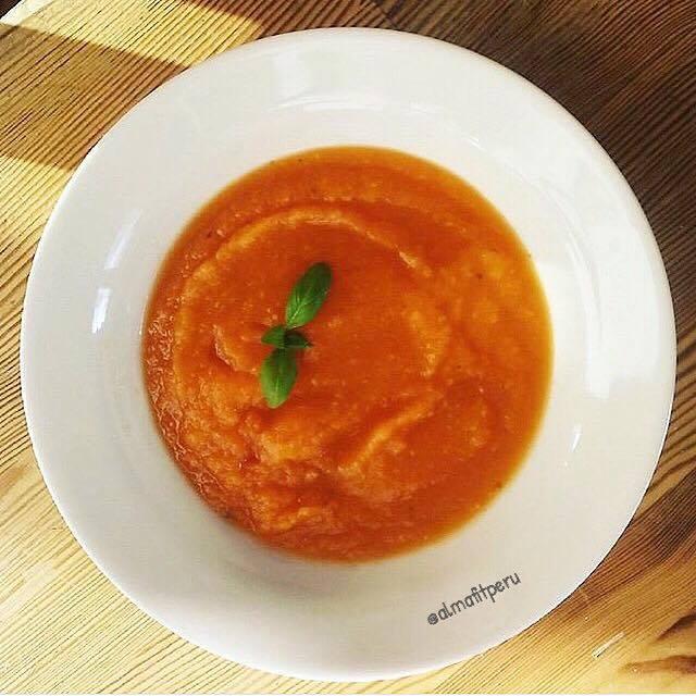 crema zanahoria