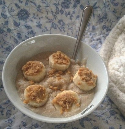 porridge-energetico