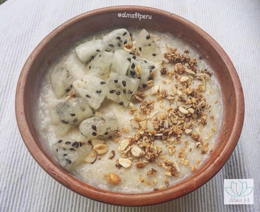 porridge-de-pitahaya